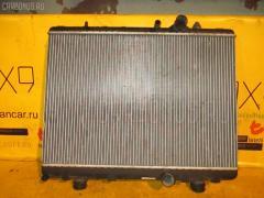 Радиатор ДВС PEUGEOT 407 6D3FZ 3FZ-EW12J4 Фото 1