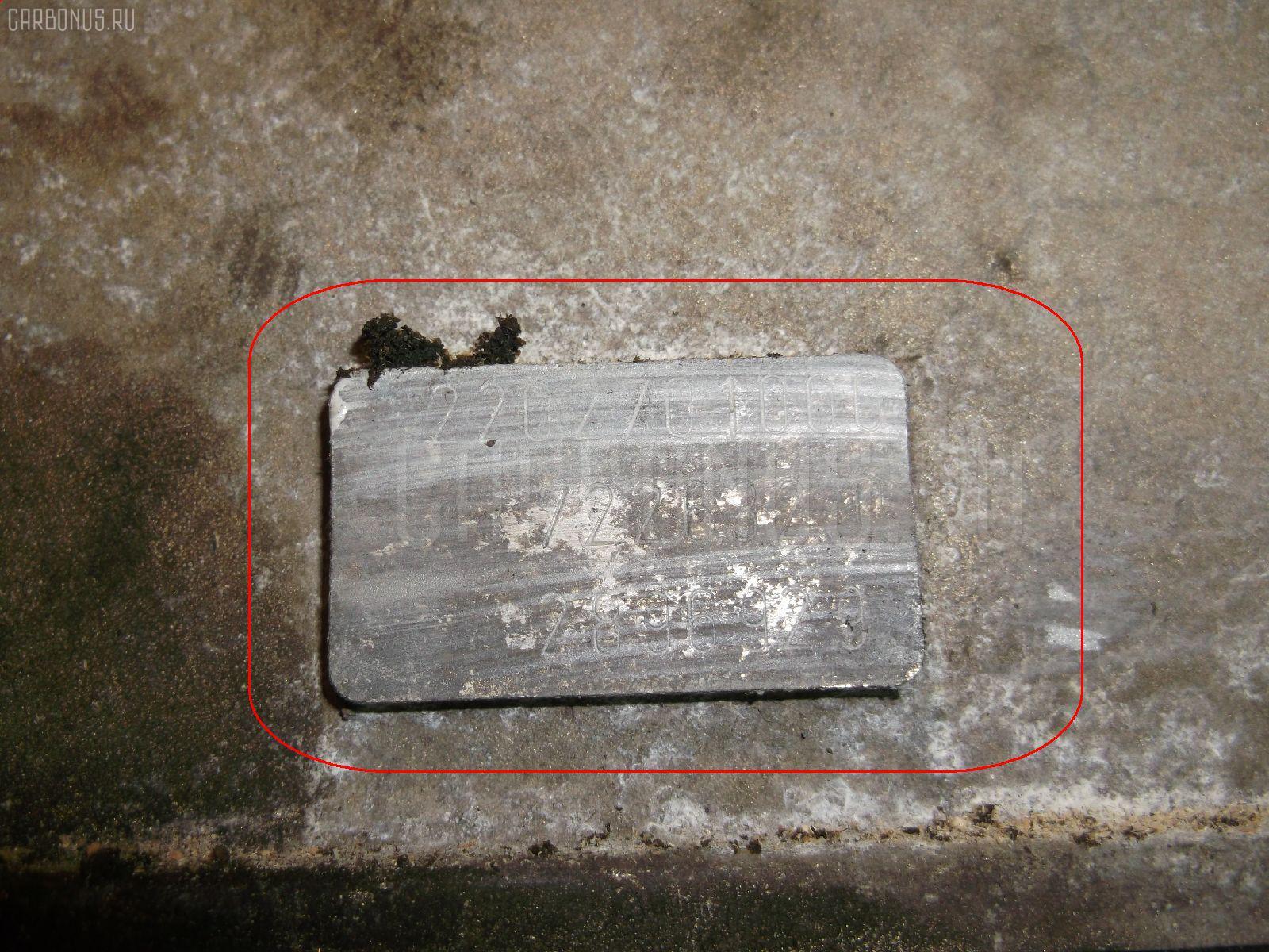 КПП автоматическая MERCEDES-BENZ E-CLASS STATION WAGON S210.270 113.940 Фото 6
