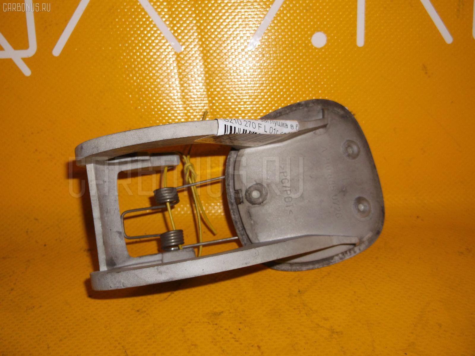 Заглушка в бампер Mercedes-benz E-class station wagon S210.270 Фото 1