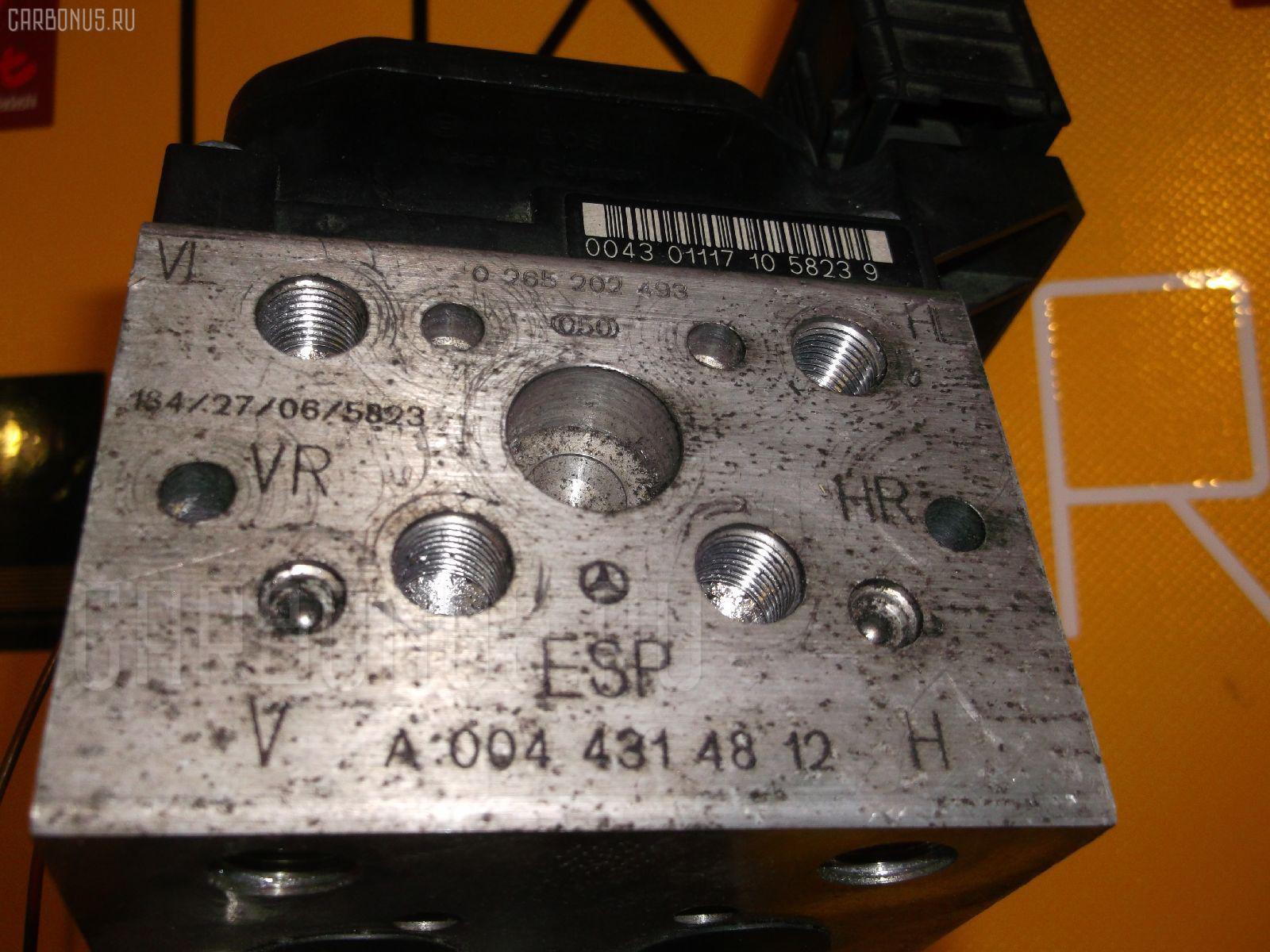 Блок ABS MERCEDES-BENZ E-CLASS STATION WAGON S210.270 113.940 Фото 3