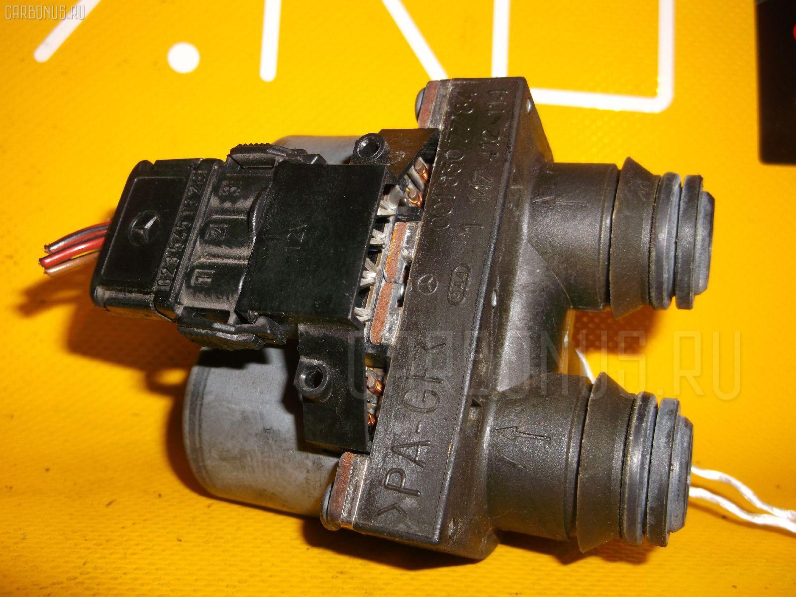 Клапан отопителя Mercedes-benz E-class station wagon S210.270 113.940 Фото 1