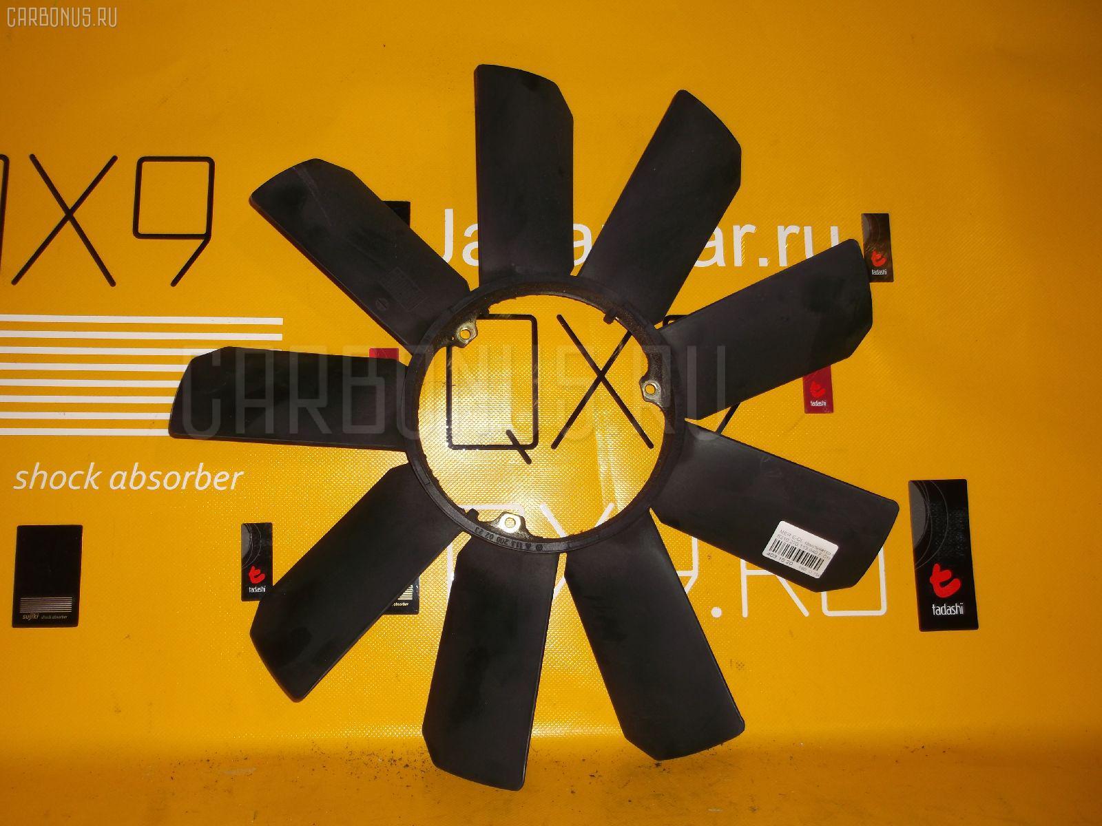 Крыльчатка вентилятора радиатора охл-ия MERCEDES-BENZ E-CLASS STATION WAGON S210.270 113.940 Фото 1