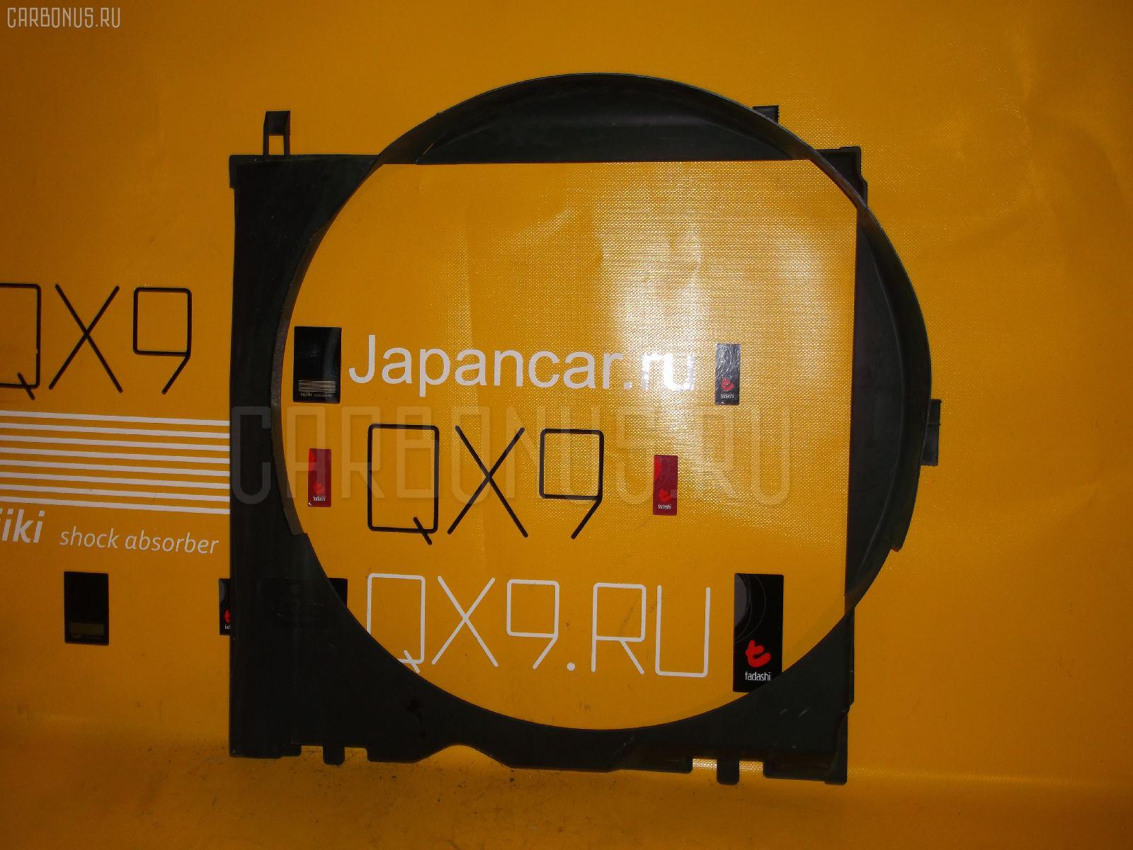Диффузор радиатора MERCEDES-BENZ E-CLASS STATION WAGON S210.270 113.940 Фото 2