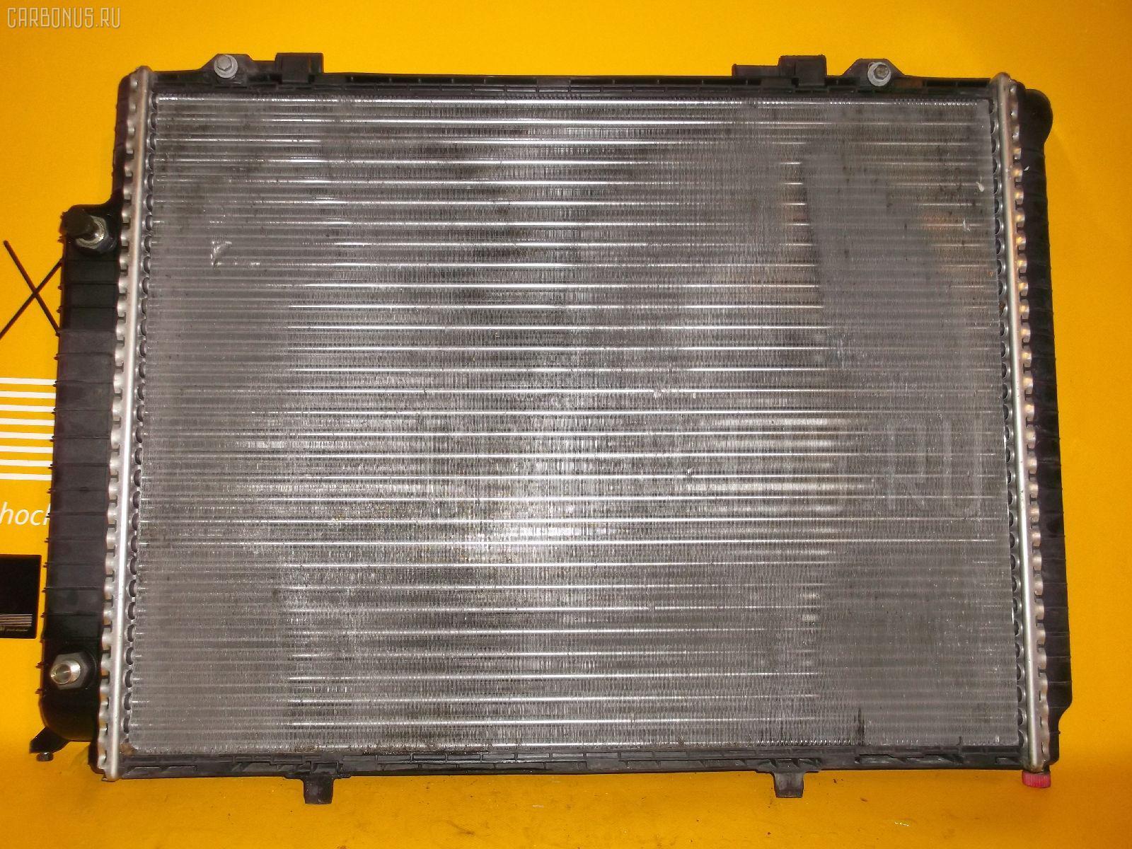 Радиатор ДВС MERCEDES-BENZ E-CLASS W210.072 119.985. Фото 3