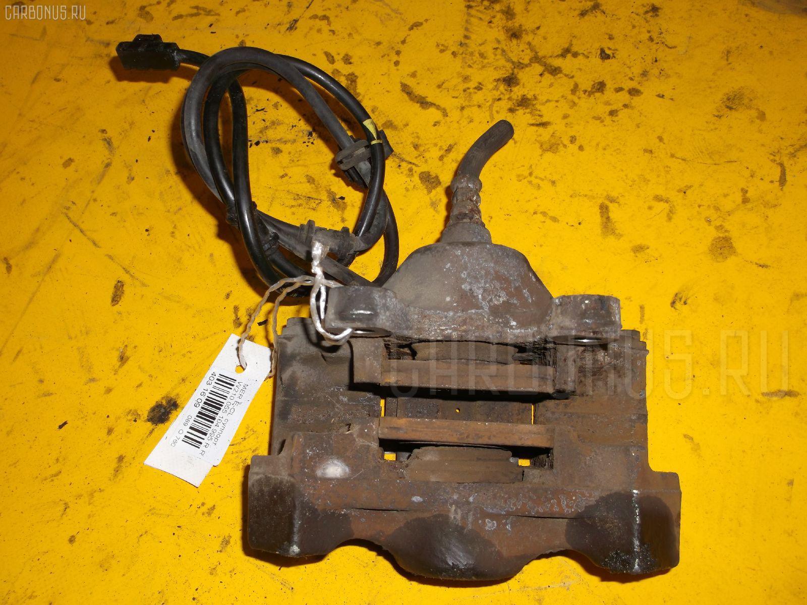 Суппорт MERCEDES-BENZ E-CLASS W210.055 104.995 Фото 1