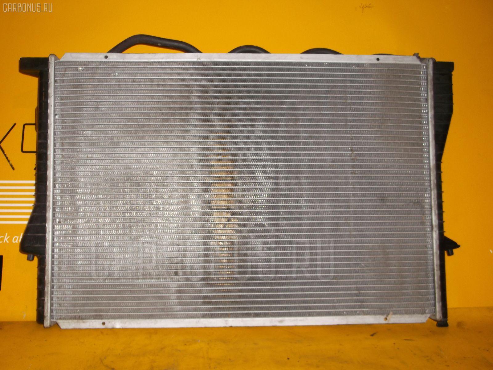 Радиатор ДВС BMW 5-SERIES E39-DD25 M52-256S3. Фото 6