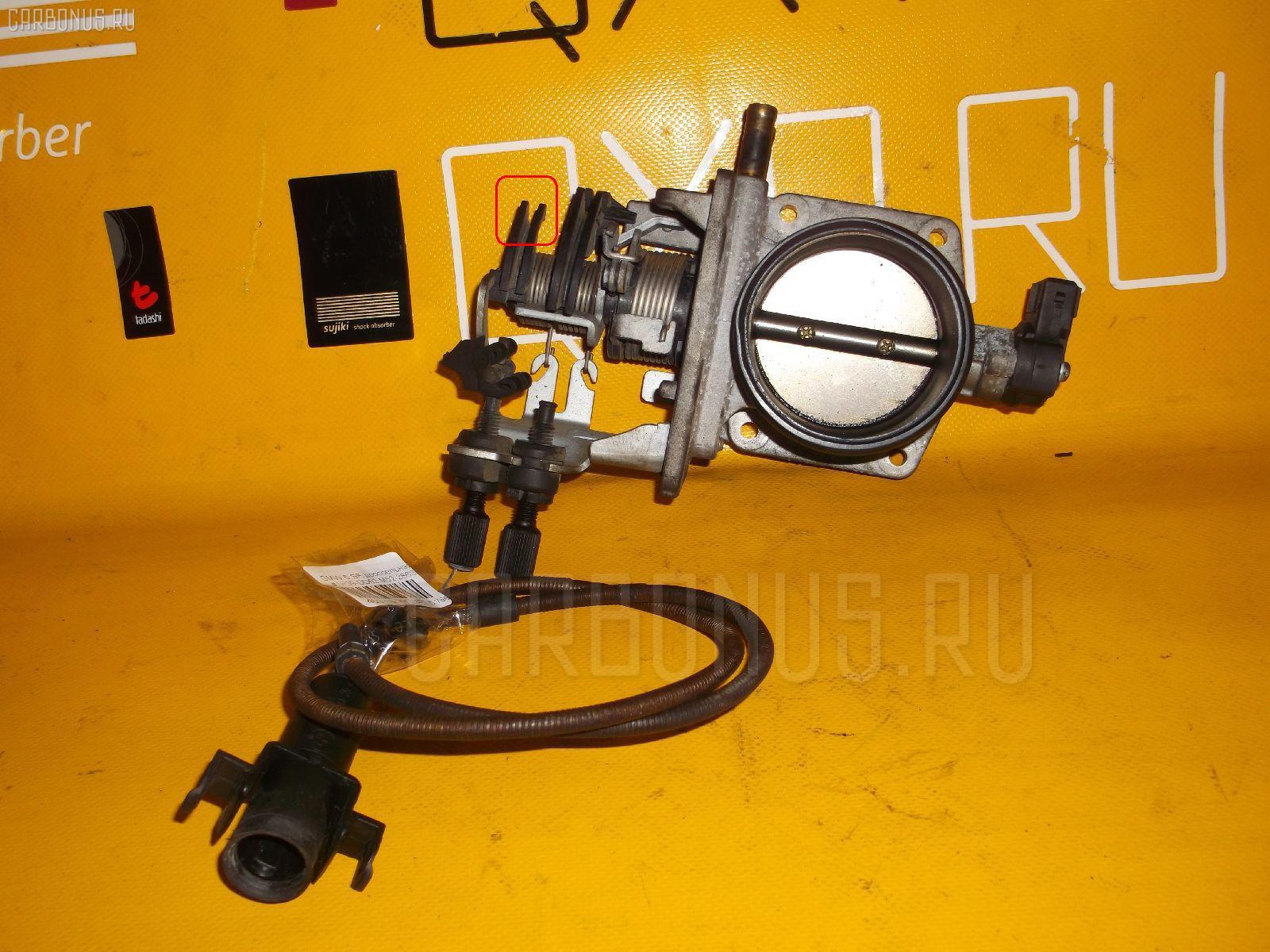 Дроссельная заслонка BMW 5-SERIES E39-DD62 M52-286S1 Фото 4