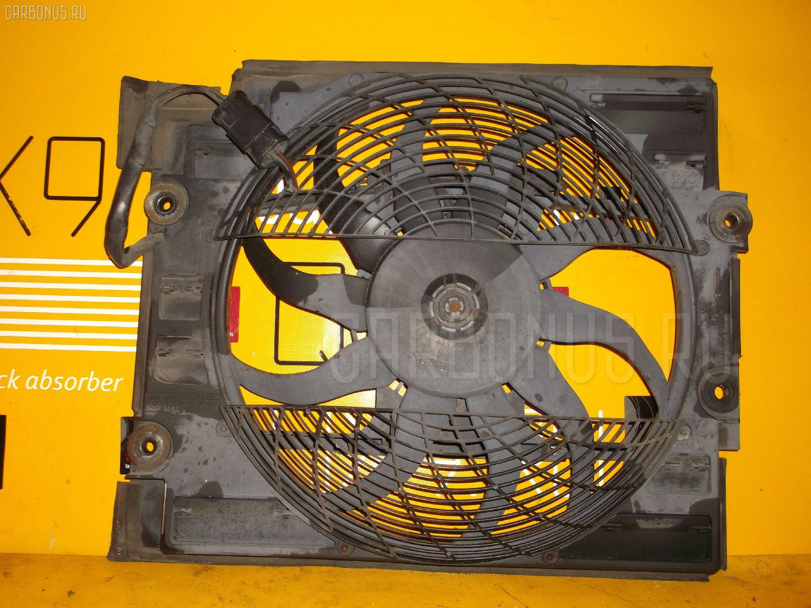 Вентилятор радиатора кондиционера Bmw 5-series E39-DD62 M52-286S1 Фото 1