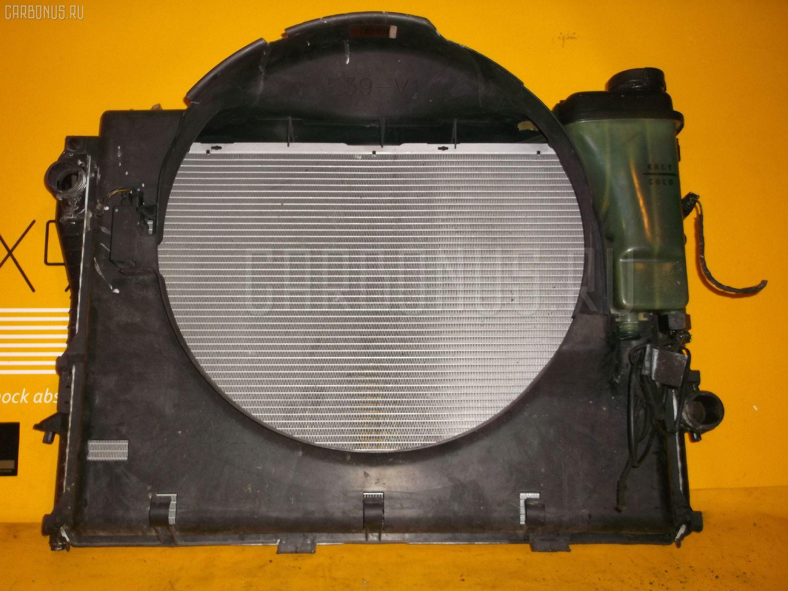Радиатор ДВС BMW 5-SERIES E39-DD25 M52-256S3. Фото 7