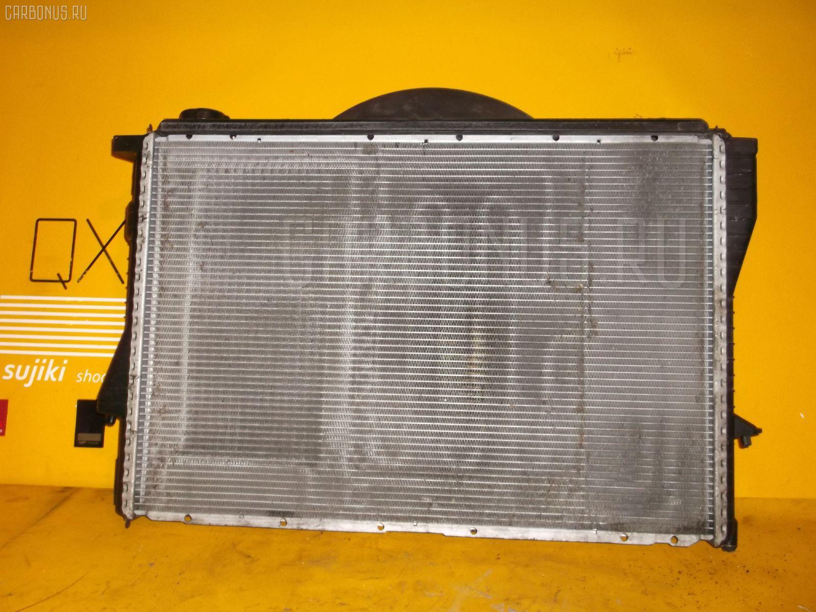Радиатор ДВС BMW 5-SERIES E39-DD25 M52-256S3. Фото 9