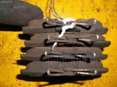 Тормозные колодки PEUGEOT 407 6D3FZ 3FZ-EW12J4 Фото 1