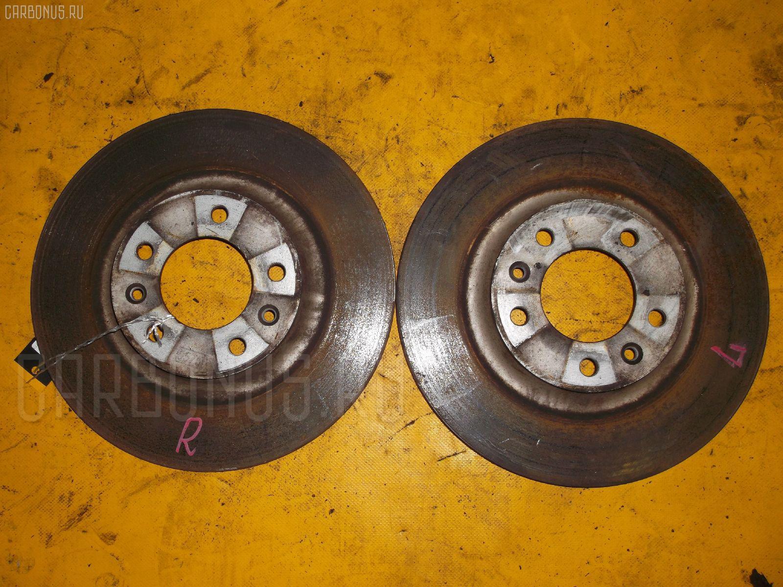 Тормозной диск PEUGEOT 407 6D3FZ 3FZ-EW12J4 Фото 2