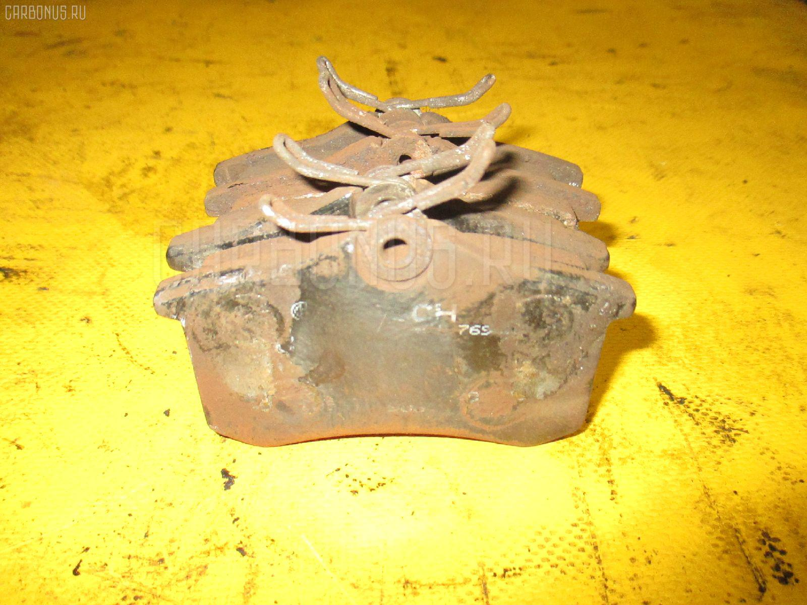 Тормозные колодки Volkswagen Passat variant 3BAMXF AMX Фото 1