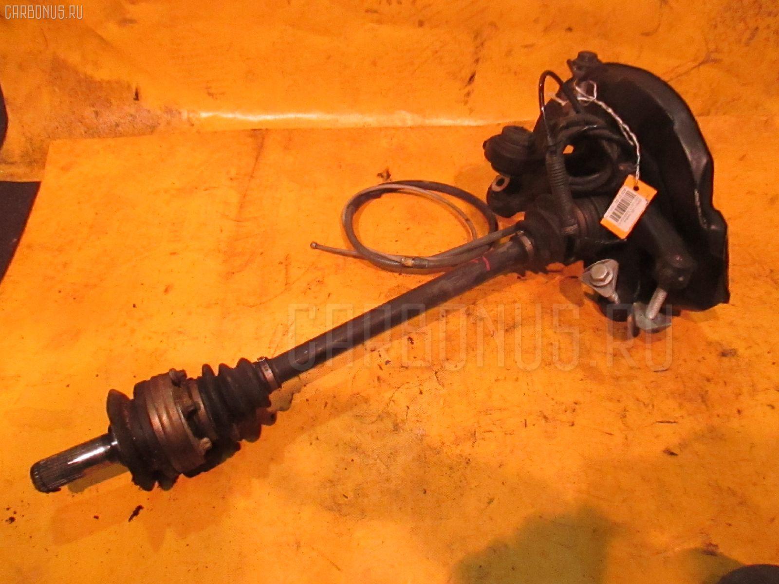 Привод BMW 1-SERIES E87-UE12 N45B16A Фото 5