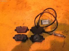 Тормозные колодки Bmw 1-series E87-UE12 N45B16A Фото 2