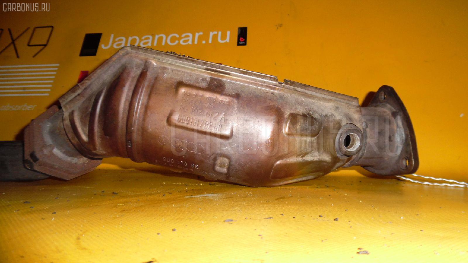 Катализатор AUDI A4 AVANT 8EAMBF AMB. Фото 1