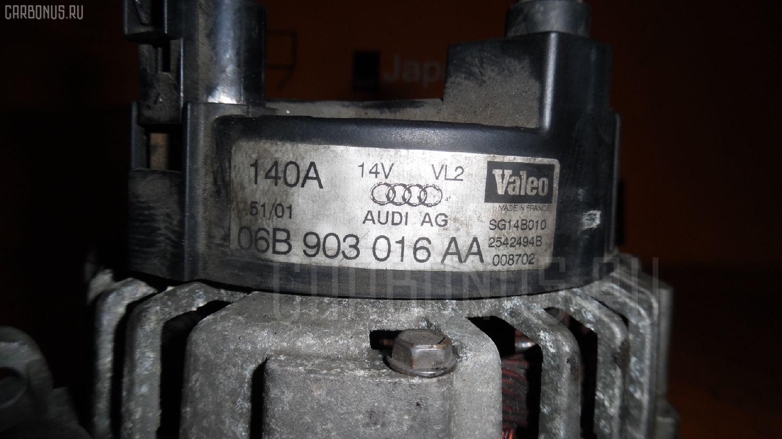 Генератор AUDI A4 AVANT 8EAMBF AMB Фото 5