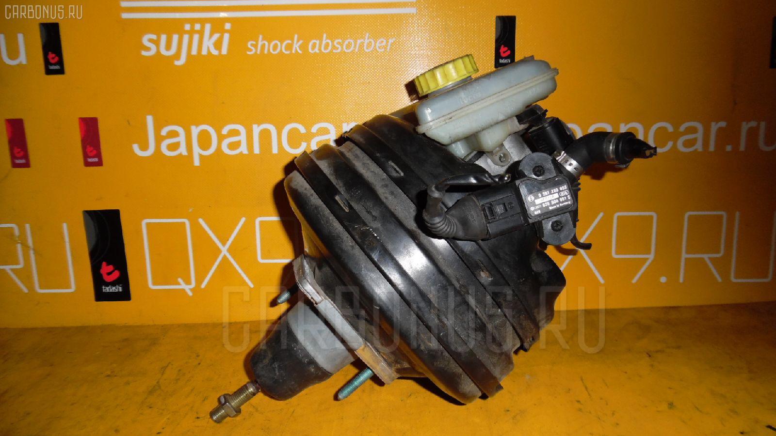 Главный тормозной цилиндр AUDI A4 AVANT 8EAMBF AMB Фото 1