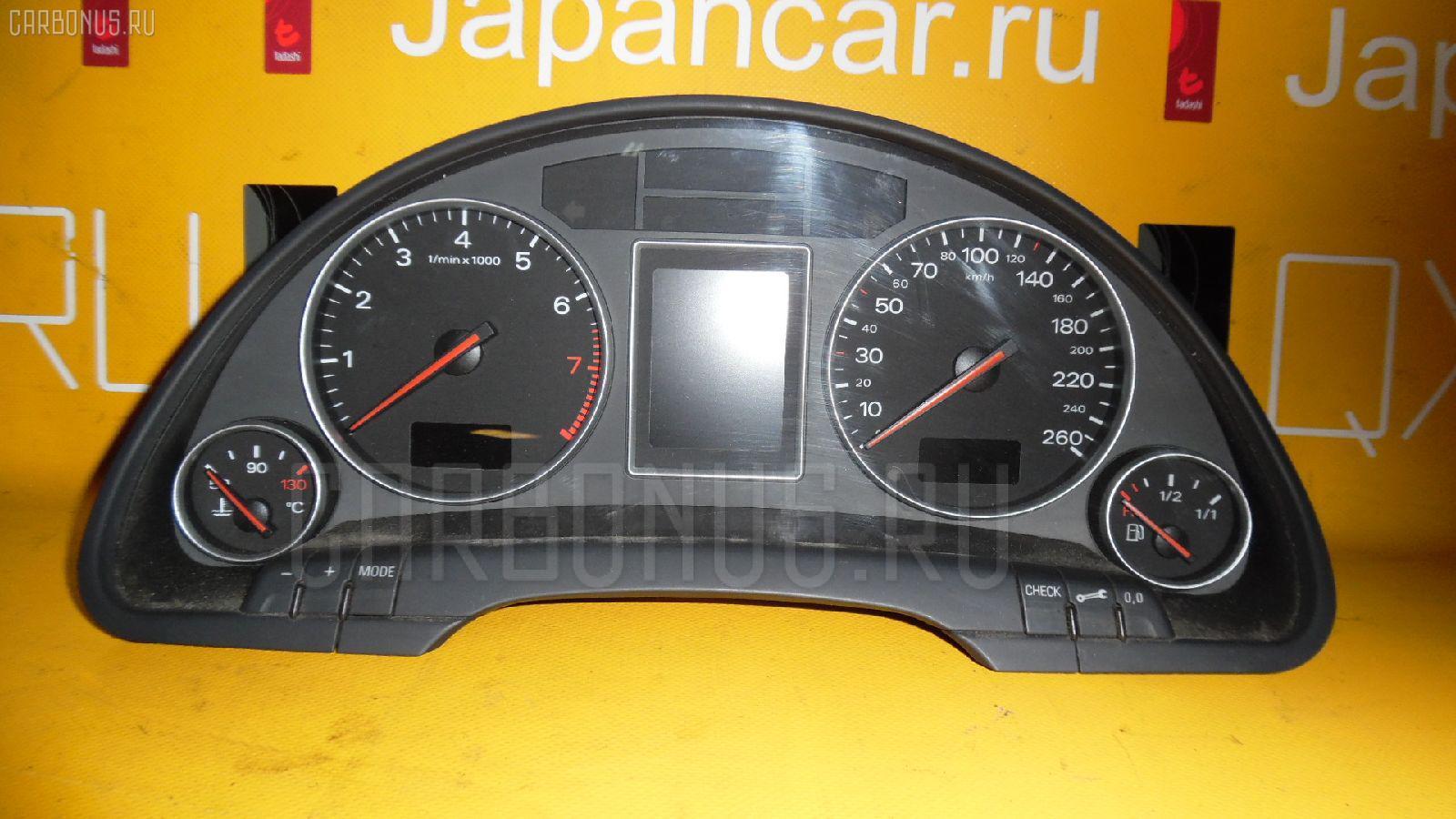 Спидометр AUDI A4 AVANT 8EAMBF AMB Фото 4