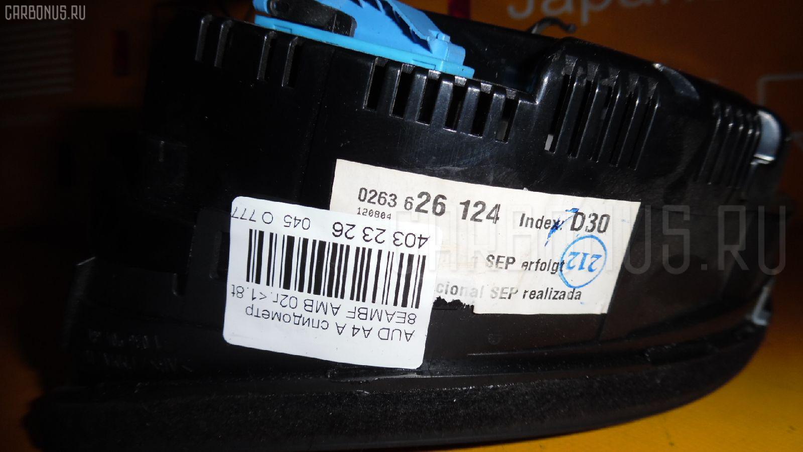 Спидометр AUDI A4 AVANT 8EAMBF AMB Фото 3