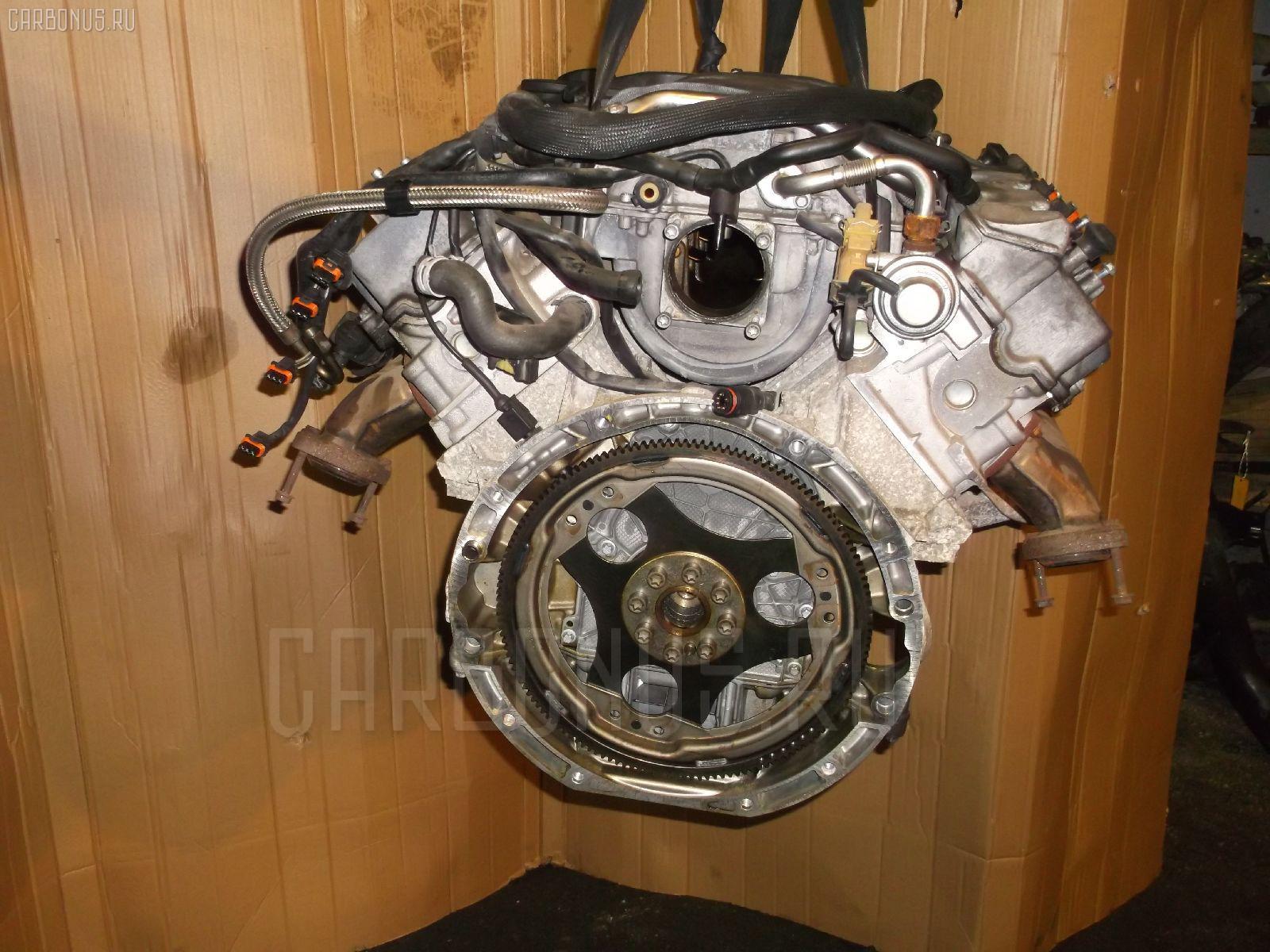 Двигатель Mercedes-benz Cl-class C215.375 113.960 Фото 1