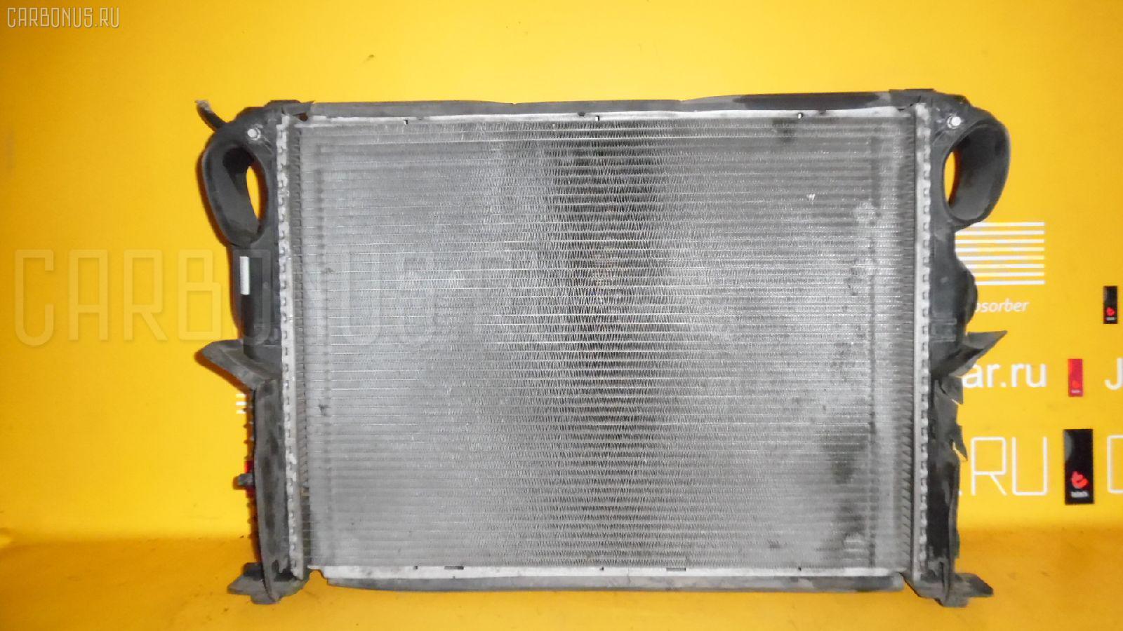 Радиатор ДВС MERCEDES-BENZ CL-CLASS C215.375 113.960 Фото 3