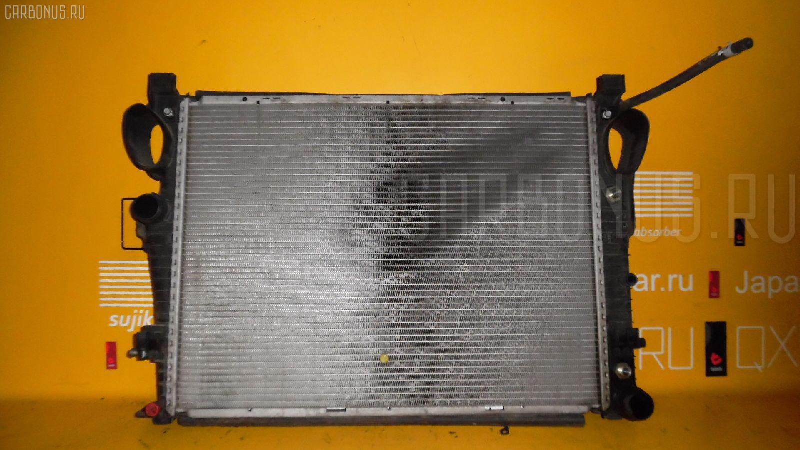 Радиатор ДВС MERCEDES-BENZ CL-CLASS C215.375 113.960 Фото 1