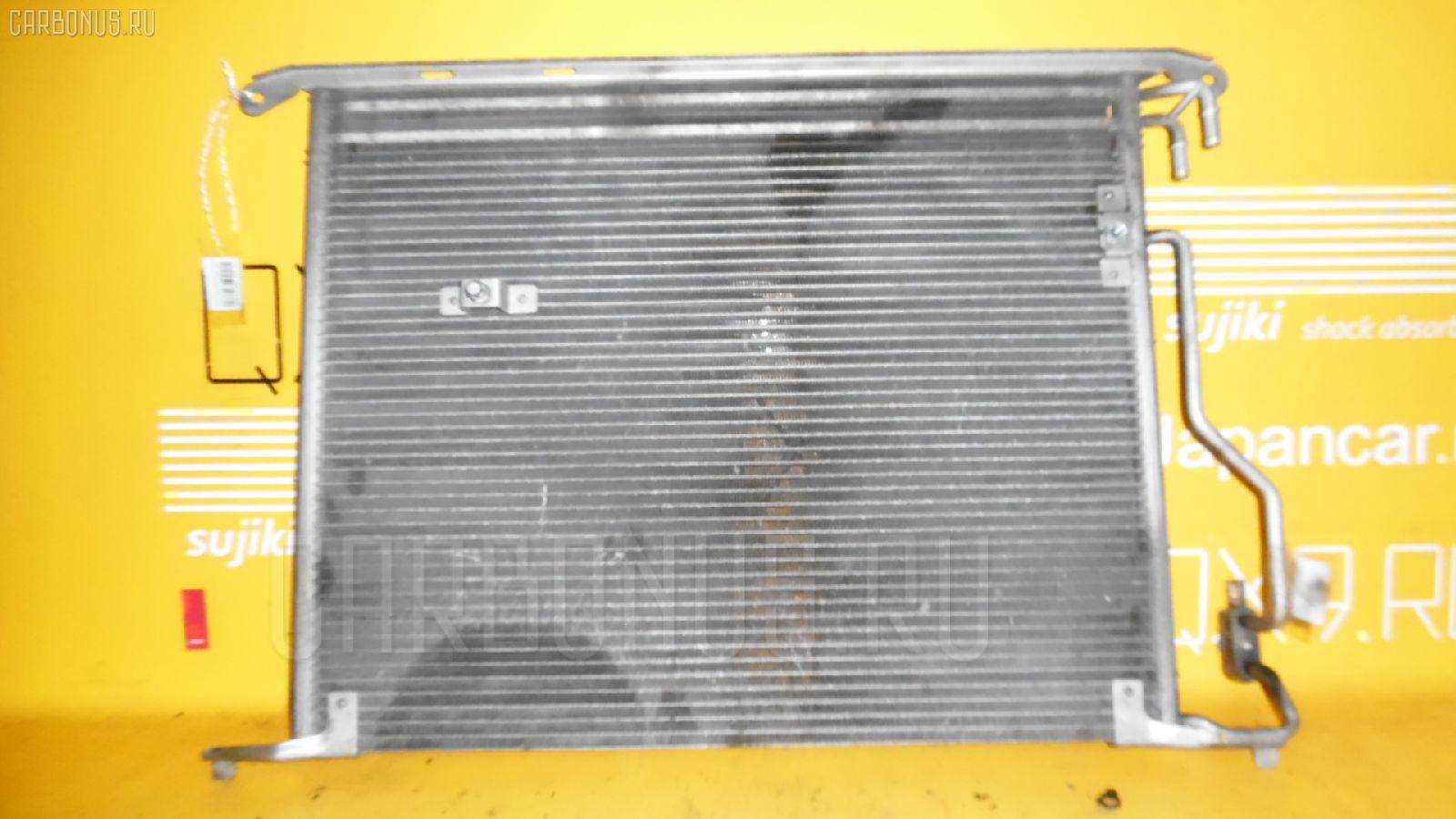 Радиатор кондиционера MERCEDES-BENZ CL-CLASS C215.375 113.960 Фото 2