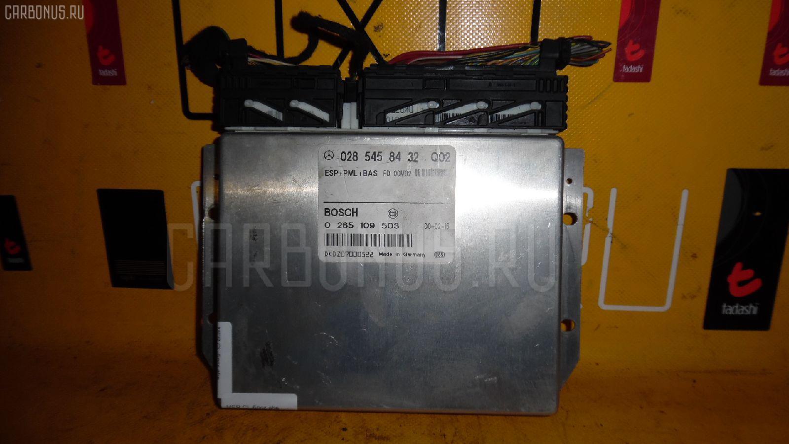 Блок ABS MERCEDES-BENZ CL-CLASS C215.375 113.960 Фото 2