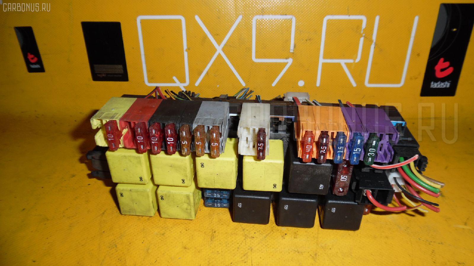 Блок предохранителей MERCEDES-BENZ CL-CLASS C215.375 113.960 Фото 1