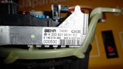 Мотор печки MERCEDES-BENZ CL-CLASS C215.375 Фото 3