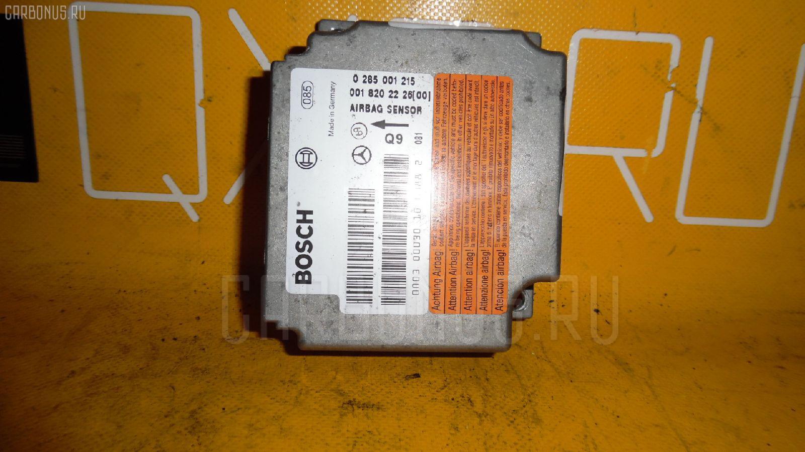 Блок управления air bag MERCEDES-BENZ CL-CLASS C215.375 Фото 2