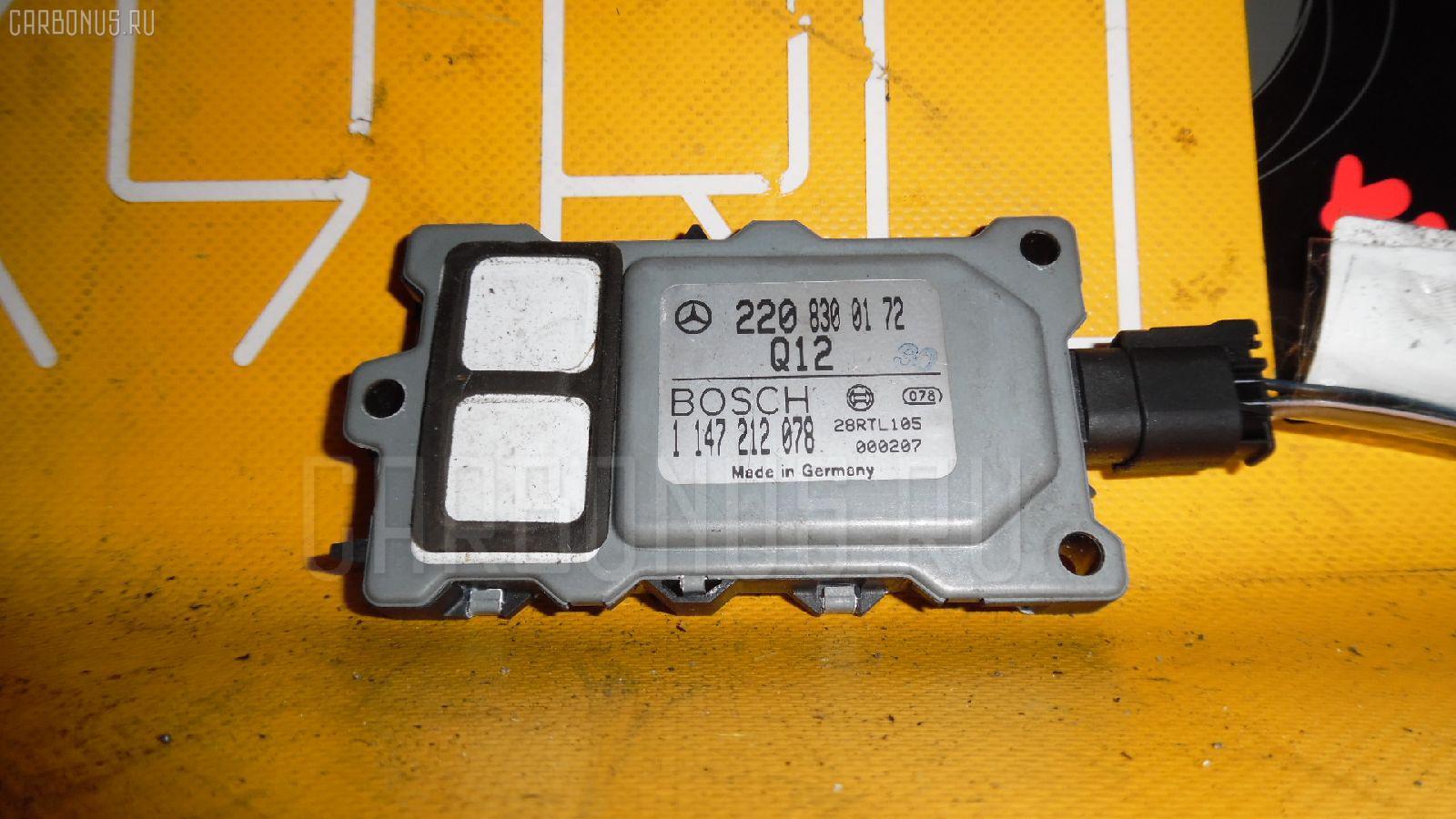 Датчик вредных газов наружнего воздуха MERCEDES-BENZ CL-CLASS C215.375 Фото 2