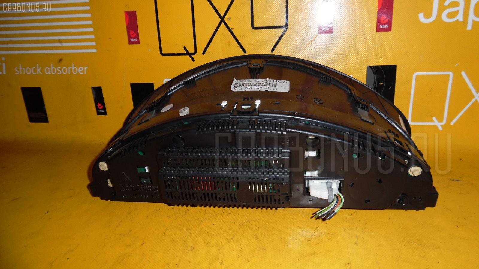 Спидометр MERCEDES-BENZ CL-CLASS C215.375 113.960 Фото 1