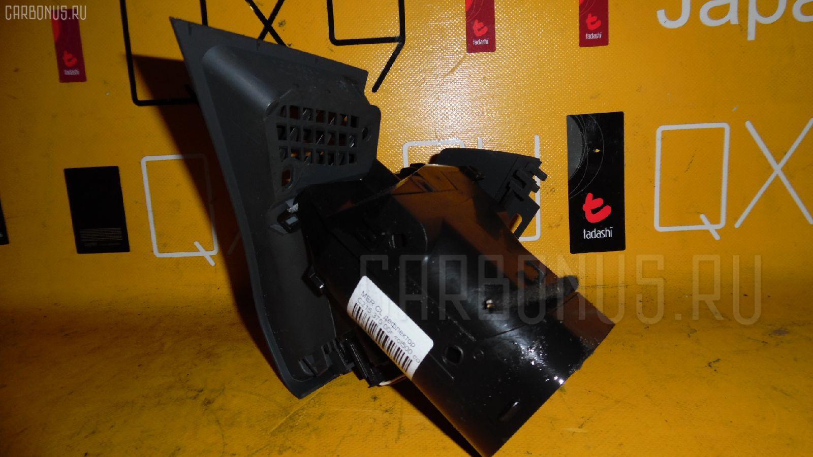 Дефлектор MERCEDES-BENZ CL-CLASS C215.375 Фото 2