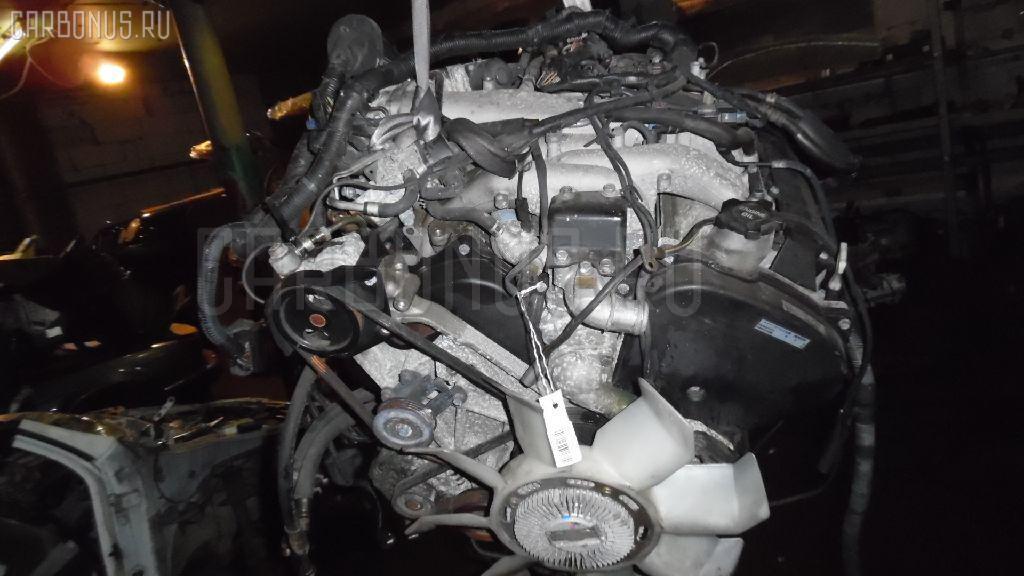 Двигатель MITSUBISHI PAJERO V45W 6G74 Фото 1