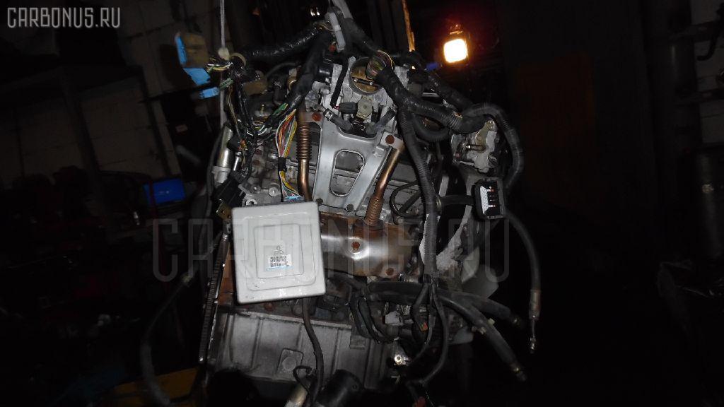 Двигатель MITSUBISHI PAJERO V45W 6G74 Фото 2