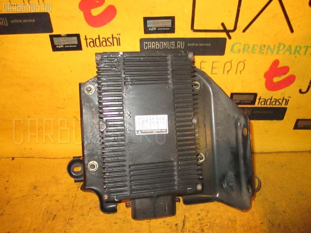Блок управления инжекторами MITSUBISHI DIAMANTE F41A 6G73. Фото 4