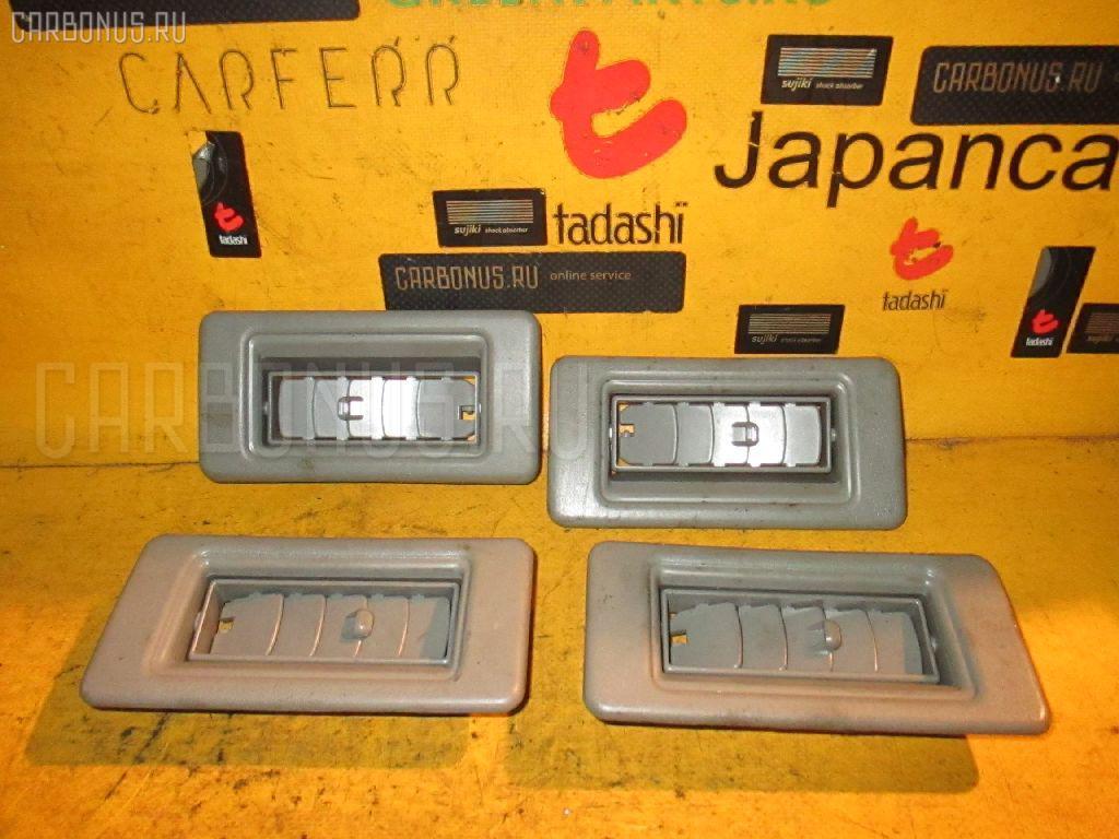 Дефлектор MITSUBISHI PAJERO V45W. Фото 7