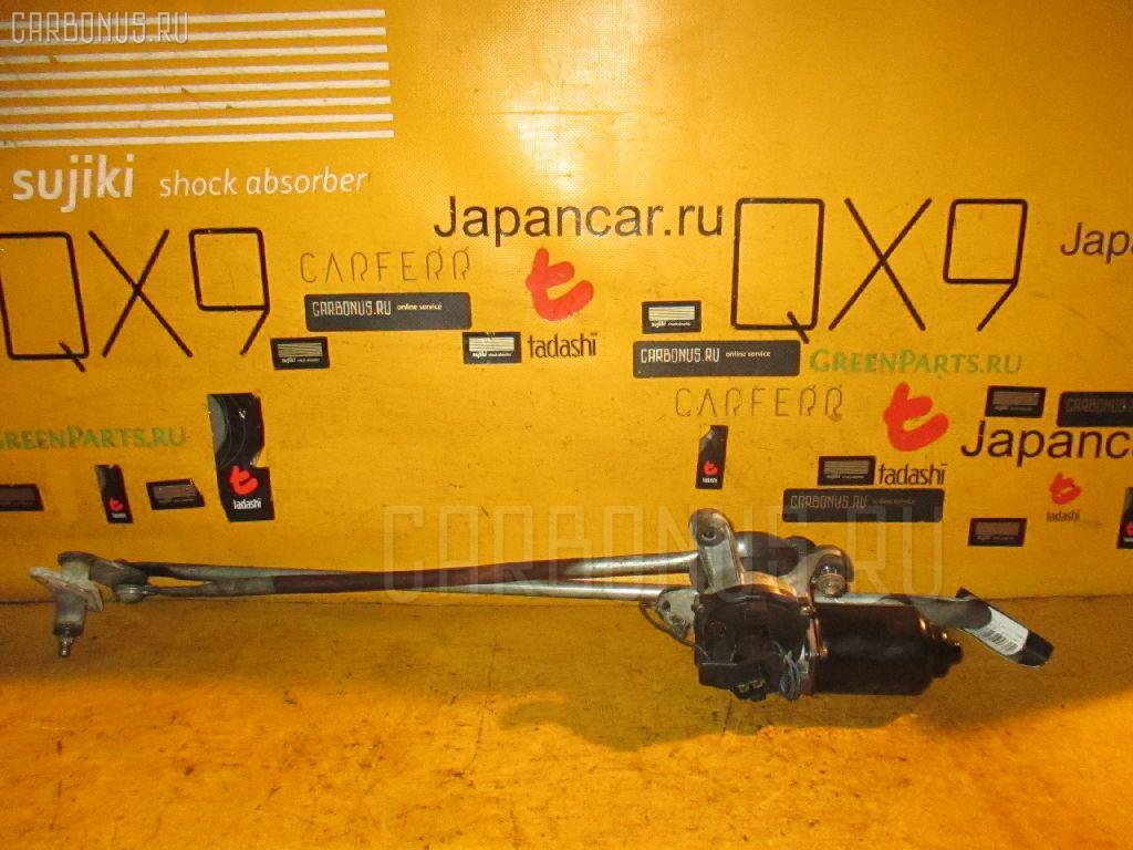 Мотор привода дворников MITSUBISHI PAJERO V45W. Фото 1