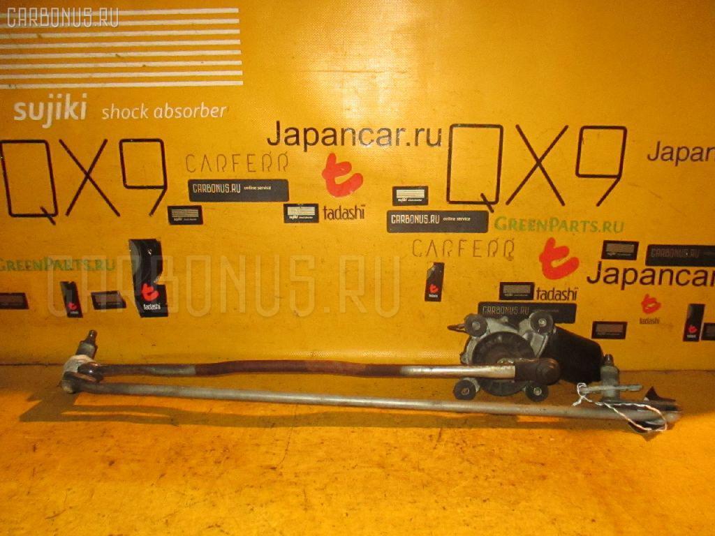 Мотор привода дворников MITSUBISHI PAJERO V45W. Фото 2
