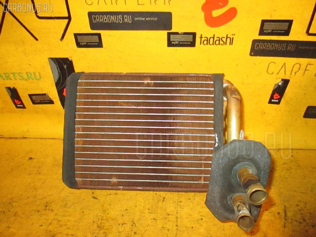 Радиатор печки MITSUBISHI PAJERO V45W 6G74. Фото 2