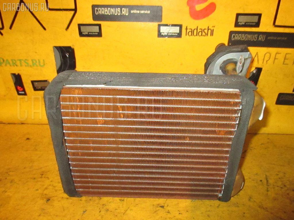 Радиатор печки MITSUBISHI PAJERO V45W 6G74. Фото 3