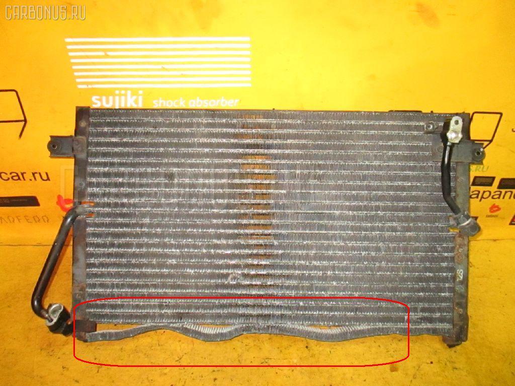 Радиатор кондиционера MITSUBISHI PAJERO V45W 6G74. Фото 4
