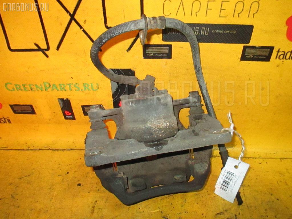 Суппорт TOYOTA HARRIER MCU10W 1MZ-FE. Фото 2