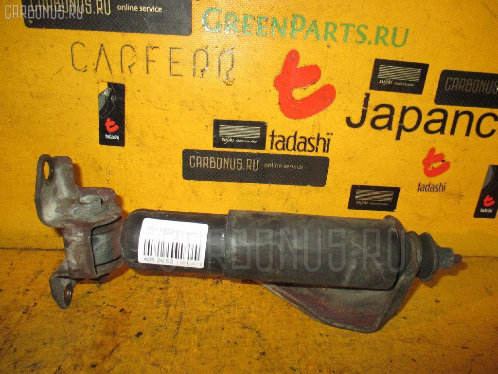 Подушка двигателя TOYOTA HARRIER MCU10W 1MZ-FE. Фото 2
