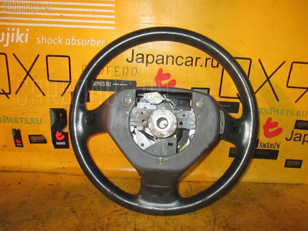 Руль TOYOTA HARRIER MCU10W. Фото 3