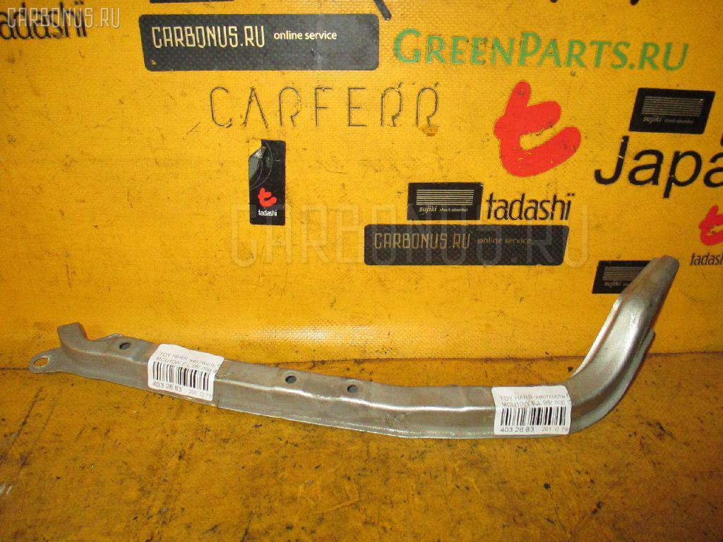 Жесткость бампера TOYOTA HARRIER MCU10W Фото 1
