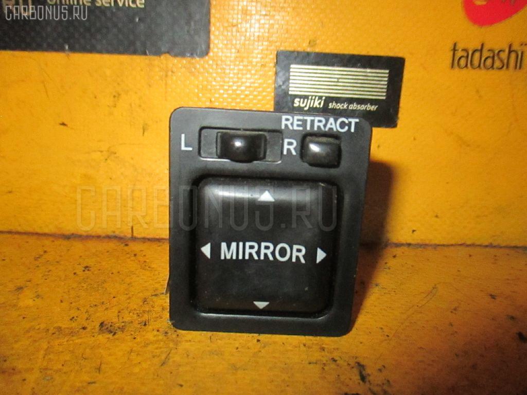 Блок управления зеркалами TOYOTA HARRIER MCU15W 1MZ-FE. Фото 3