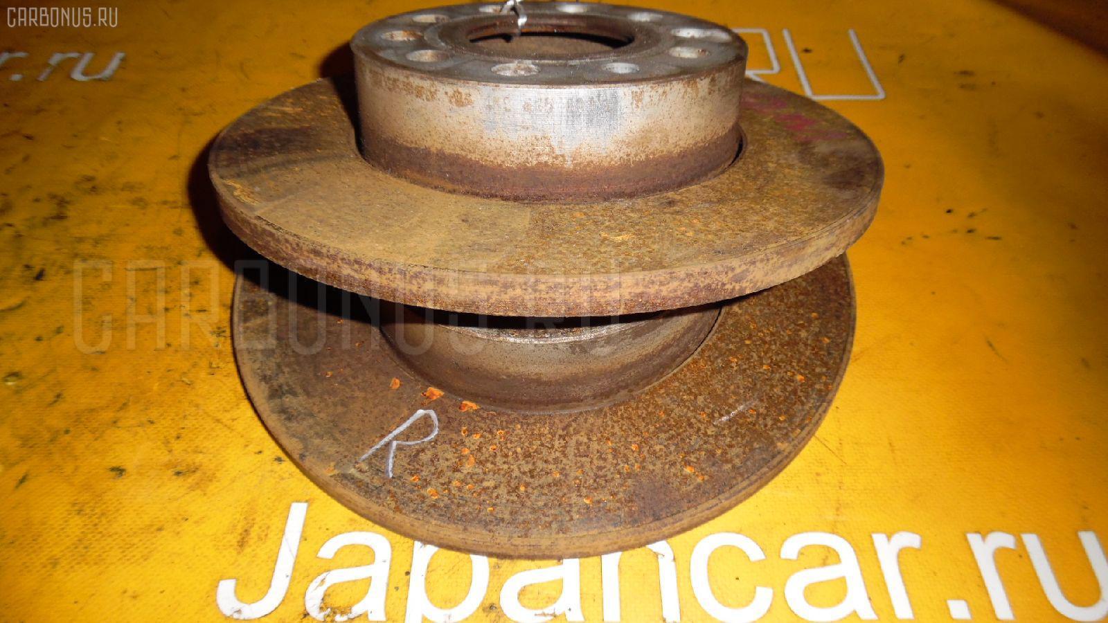 Тормозной диск VOLKSWAGEN GOLF V 1KBLG BLG Фото 1